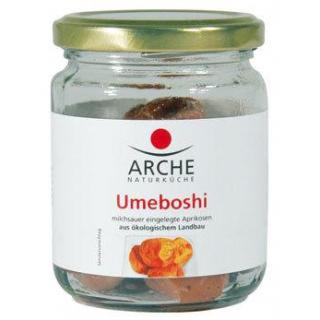 Arche Umeboshi Aprikosen, 125 gr Glas