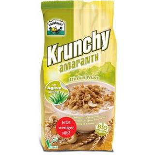 Barnhouse Krunchy Amaranth Dinkel-Nuss, 375 gr Pac