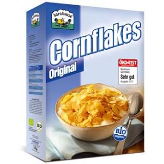 Barnhouse Cornflakes, 375 gr Packung -ohne Zuckerz