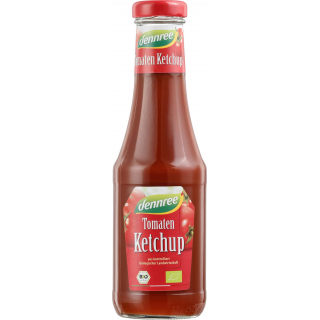 dennree Tomaten-Ketchup, 500 ml Flasche