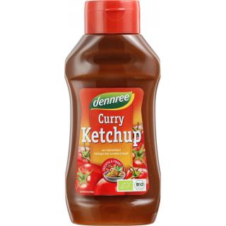 dennree Curryketchup, 500 ml PE-Flasche