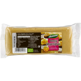 dennree Honigmarzipan, 250 gr Packung