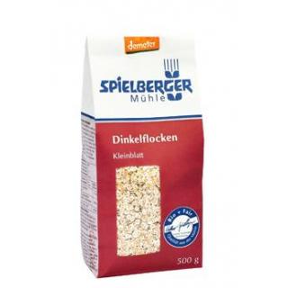 Spielberger Dinkelflocken Kleinblatt, 500 gr Packu