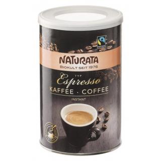 Naturata Espresso Bohnenkaffee, Instant, 100 gr Do