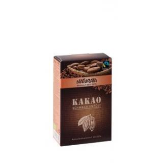 Naturata Kakaopulver, schwach entölt, 125 gr Packu