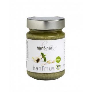 Hanf und Natur Hanfmus, 150 gr Glas