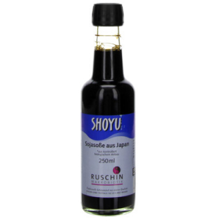 Ruschin Shoyu, 250 ml Flasche