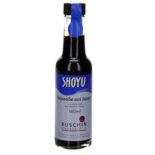Ruschin Shoyu, 140 ml Flasche
