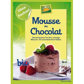 Bio Vita Mousse au Chocolat, ohne Kochen, 77 gr Be