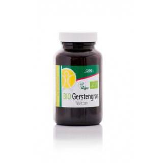 GSE-Vertrieb Gerstengras Tabletten, 240 Stück Glas