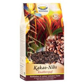 Govinda Kakao-Nibs, 100 gr Packung