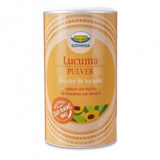 Govinda Lucuma Fruchtpulver, 200 gr Dose