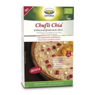 Govinda Chufli Chia Erdmandelfrühstücksbrei, 500 g