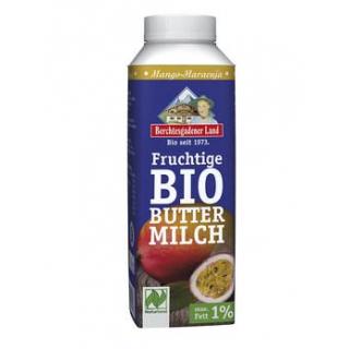 Berchtesg Frucht-Buttermilch Mango-Maracuja, 400 g