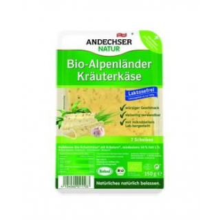 Andechser Natur Alpenländer Butterkäse mit Kräuter