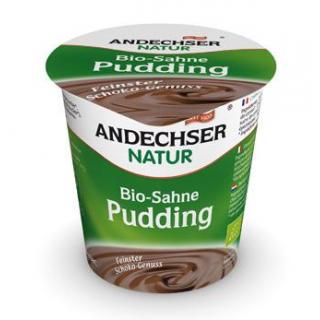 Andechser Natur Sahnepudding Schokolade, 150 gr K3