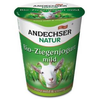 Andechser Natur Ziegenjogurt natur, 125 gr  Becher