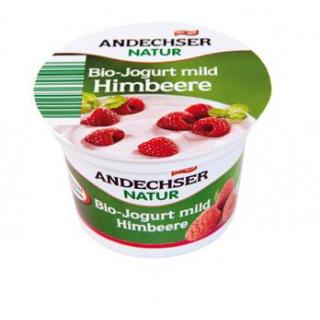 Andechser Natur Die Kleinen Bio-Jogurts Himbeere,