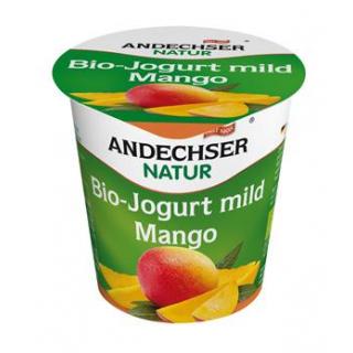 Andechser Natur Fruchtjogurt Mango, 150 gr Becher