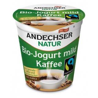 Andechser Natur Fruchtjogurt Kaffee, 150 gr Becher