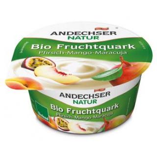 Andechser Natur Fruchtquark Pfirsich-Mango-Maracuj