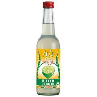Beutelsbacher isis Bitter Lemon, 0,33 ltr Flasche