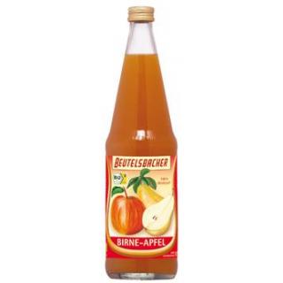 Beutelsbacher Birne-Apfelsaft, 1 ltr Flasche