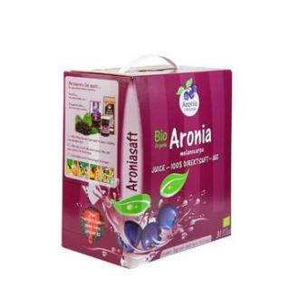 Aronia Original Aroniabeeren Saft, 3 ltr Kanister