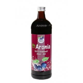 Aronia Original Aroniabeeren Saft, 0,7 ltr Flasche