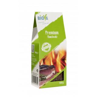 Biova Premium Rauchsalz, 100 gr Packung