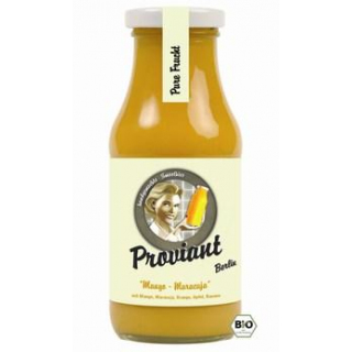 Proviant Smoothie Mango-Maracuja, 240 ml Flasche