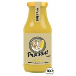 Proviant Smoothie Liebesgruß, 240 ml Flasche