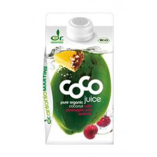 Dr. Antonio Martins Coco Juice Ananas & Acerola, 0