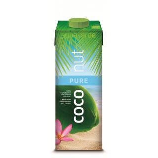 aqua verde Coco Juice pur, 1 ltr Stück