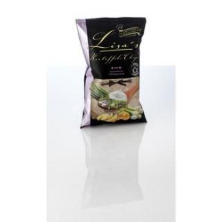 Lisa´s Kartoffel-Chips Sauerrahm & Frühlingszwiebe