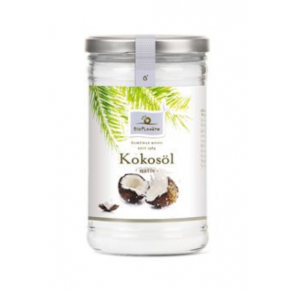 Bio Planète Kokosöl, nativ, 1 ltr Glas