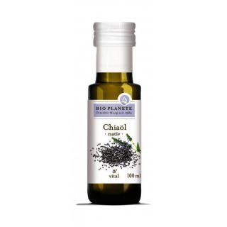 Bio Planète Chiaöl, nativ, 100 ml Flasche