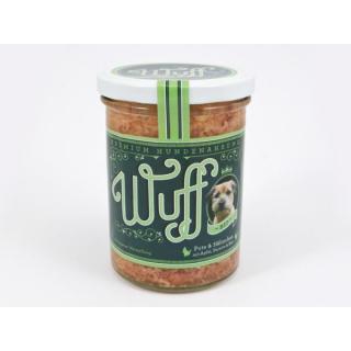 Wuff & Mau Heimtiernahrung Wuff Premium Hundefutte