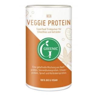Greenic Veggie Protein Superfood Trinkpulver, 150