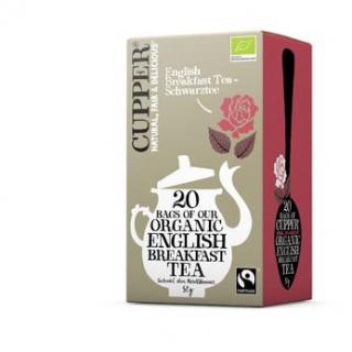 Cupper English Breakfast Tea, 2,5 gr, 20 Btl Packu