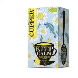 Cupper Ceep Calm, 1,75 gr, 20 Btl Packung