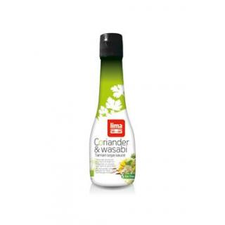Lima Wasabi & Coriander Tamari, Sojasauce, 200 ml
