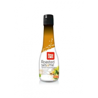 Lima Roasted Sesame Tamari, Sojasauce, 200 ml Flas