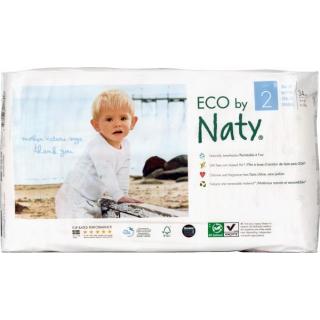 Naty Windeln Größe 2, 3-6 kg, 34 St Beutel