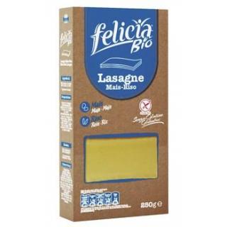 Felicia Mais-Reis Lasagne, 250 gr Packung -glutenf