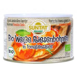Baktat Weiße Riesenbohnen in Tomatensauce, 400 gr