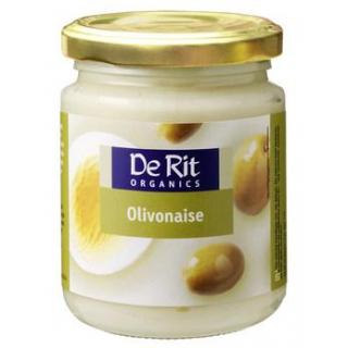 De Rit Olivonaise, 235 gr Glas