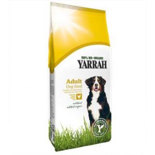 Yarrah Hundebrocken mit Huhn, 2 kg Packung