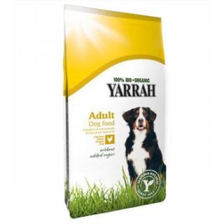 Yarrah Hundebrocken Adult mit Huhn, 5 kg Packung