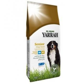 Yarrah Hundebrocken Senior, 2 kg Packung